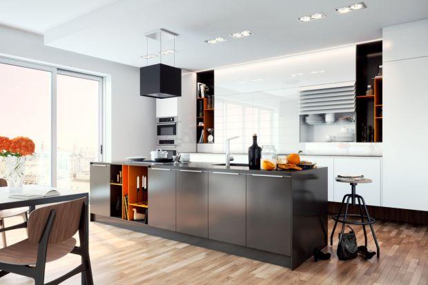 Dzięki frontomRauvisio crystal można stworzyć solidne, funkcjonalne i bardzo oryginalne zabudowy kuchenne.