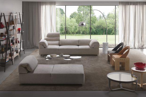 Jak wykorzystać przestrzeń w  dużym salonie - zobacz inspiracje!