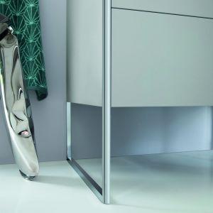"""Kolekcja mebli łazienkowych """"XSquare"""" firmy Duravit. Projekt: Kurt Merki Jr. Fot. Duravit"""