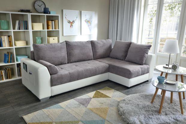 Narożnik należy do najpopularniejszych rodzajów mebli wśród polskich klientów. Pasuje do większości pomieszczeń, jest funkcjonalny i można na nim komfortowo wypocząć. Szczególnie, jeśli jest wyposażony w dodatkowe funkcje.