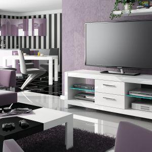 Szafka RTV Andora. Fot. Hubertus Design