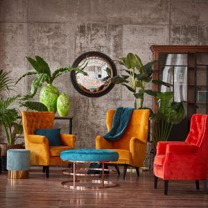 Kolekcja Urban Jungle w energetycznych kolorach. Fot. Miloo Home