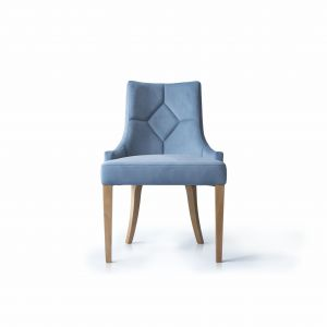 "Krzesło ""Prince"" marki Rosanero (Anders Meble). Fot. Anders Meble"
