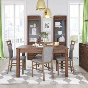 """Krzesła z kolekcji """"Rondo"""" firmy Szynaka Meble. Fot. Szynaka Meble"""