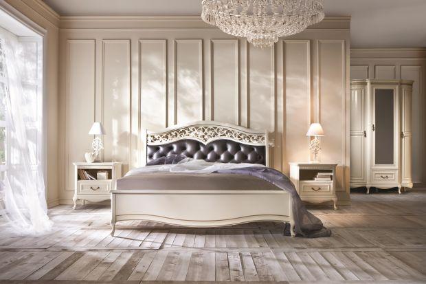 Glamour to propozycja dla osób poszukujących we wnętrzu elegancji i luksusu. Zobaczcie, jak można zaaranżować sypialnię w tym stylu.