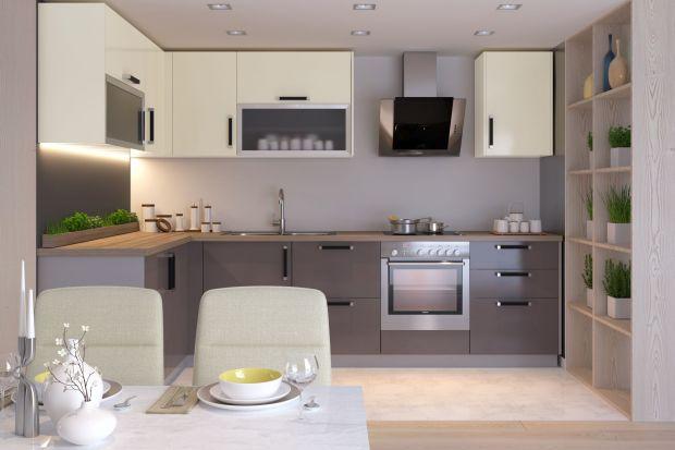 Zabudowa na wymiar i efektywne zagospodarowanie każdego skrawka wolnej przestrzeni to klucz do aranżacji małej kuchni. Ona przecież też może być funkcjonalna i przyjazna dla użytkowników.