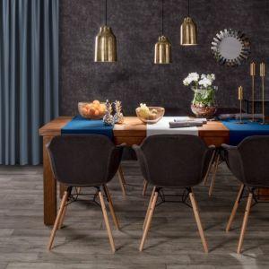 """Krzesło """"Sogo Dark Grey"""". Fot. Dekoria.pl"""