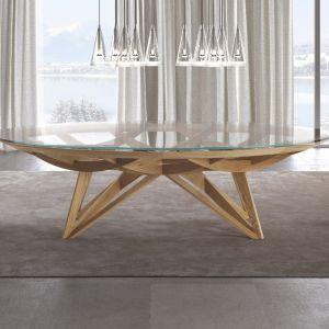 """Stół """"Opera"""" firmy Meritalia. Projekt: Mario Bellini. Fot. Meritalia"""