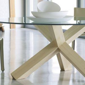 "Stół ""La Rotonda"" firmy Cassina. Projekt: Mario Bellini. Fot. Cassina"