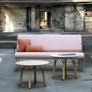 "Stolik kawowy ""Nest"" firmy Johanson Design. Projekt: Alexander Lervik. Fot. Johanson Design"