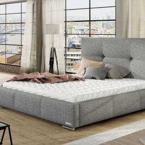 """Łóżko tapicerowane """"Lily"""" marki Comforteo. Fot. Comforteo"""