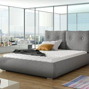 """Łóżko tapicerowane """"Daisy"""" marki Comforteo. Fot. Comforteo"""