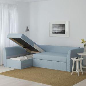 Narożnik Holmsund. Cena detaliczna: 1 799 zł. Fot. IKEA