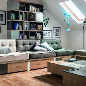 """Kolekcja """"Custom"""" firmy Vox została zainspirowana skandynawskim designem. Fot. Vox"""