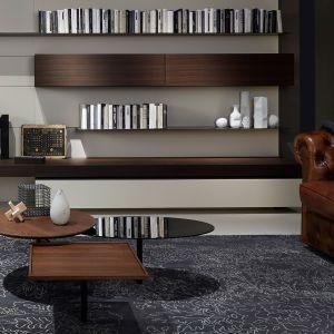 Potrójny stolik firmy Porro. Fot. Porro
