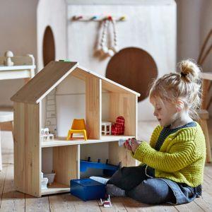 Seria mebli dziecięcych IKEA Flisat. Projekt S. Fager J. Karlsson. Fot. IKEA