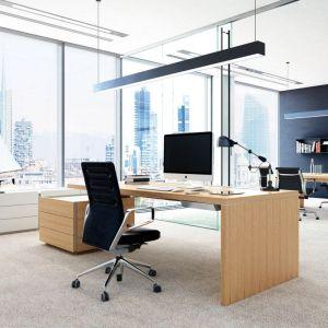 Meble biurowe z oferty firmy Balma. Fot. Balma