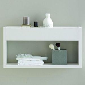 "Otwarta półka z kolekcji ""Ketho"" firmy Duravit. Fot. Duravit"