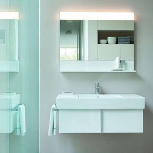 """Kolekcja mebli łazienkowych """"Vero"""" firmy Duravit. Fot. Duravit"""