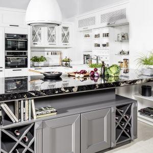 "Kuchnia ""Stafford"" firmy Halupczok Kuchnie i Wnętrza. Fot. Halupczok Kuchnie i Wnętrza"
