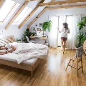 Meble do sypialni z kolekcji Nature firmy Vox. Fot. Vox