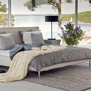 Łóżko Norfolk o lekkiej konstrukcji. Fot. MTI Furninova