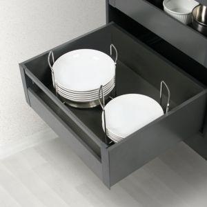 """Szuflady """"Comfort Box"""", wyróżniające się cienkimi boczkami """"Slim Box"""". Fot. Rejs"""