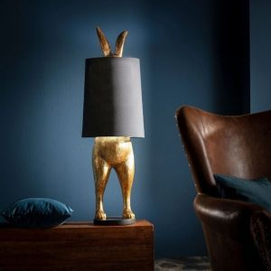 Lampa Gold Rabbit XL. Fot. Dekoria.pl