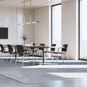 """Krzesła biurowe """"Zoo"""" firmy Profim. Fot. Profim"""
