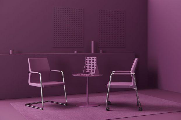 """""""AcosPro"""" to unowocześniona wersja znanego krzesła konferencyjnego """"Acos"""". Produkt ten sprawdzi się praktycznie wszędzie – od sali konferencyjnej po biuro czy urząd.Dzięki lekkiej formie odelikatnych przekrojach iprecyzji"""