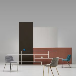Regał Super Position. Fot. MDF Italia/Roomsdesign