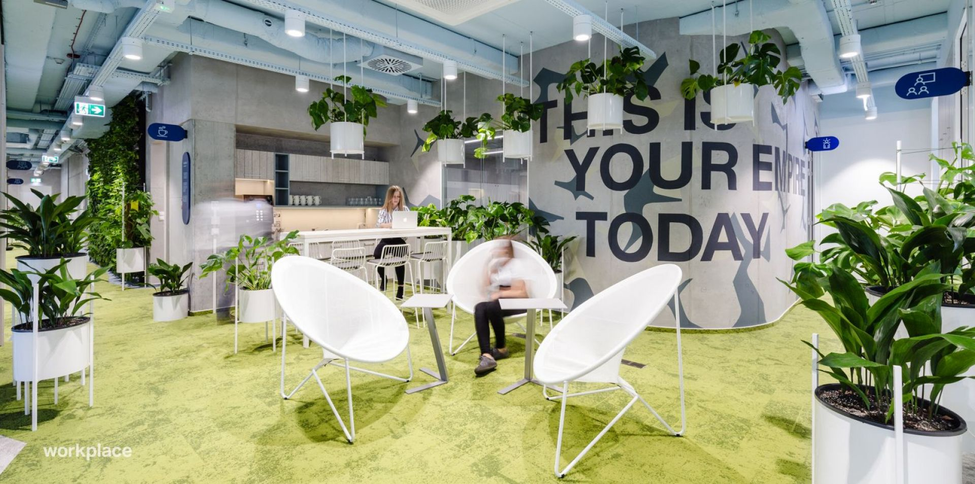 Biuro firmy Nordea. Fot. Workplace Solutions