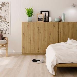 Komoda w sypialni. Fot. Interprint