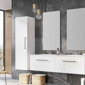 """Kolekcja mebli łazienkowych """"Futuris"""" firmy Elita. Fot. Elita"""