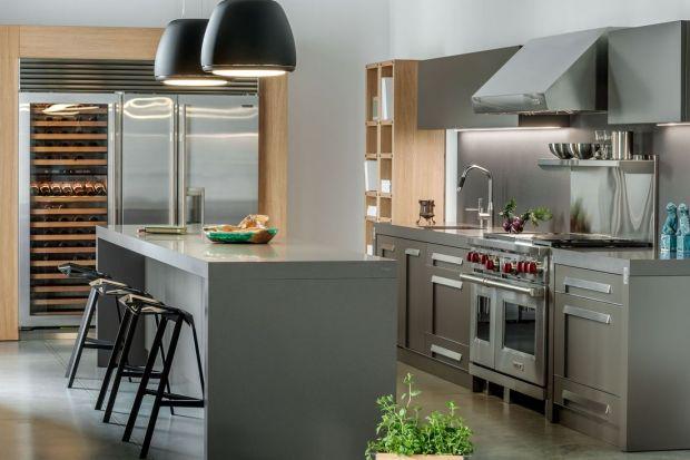 Meble kuchenne - gdzie przechowywać wino w kuchni?
