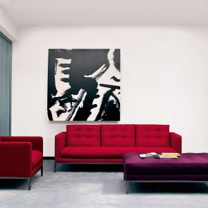 "Sofa ""AC Lounge"" firmy B&B Italia. Projekt: Antonio Citterio. Fot. B&B Italia"