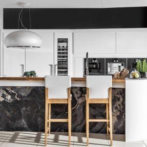 """Kuchnia """"Liguria"""" firmy Halupczok Kuchnie i Wnętrza. Fot. Halupczok Kuchnie i Wnętrza"""