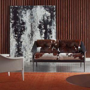 "Sofa ""Dezza"" firmy Ligne Roset. Projekt: Gio Ponti. Fot. Ligne Roset"