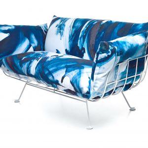 """Sofa """"Nest"""" firmy Moooi. Projekt: Marcel Wanders. Fot. Moooi"""