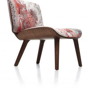 """Krzesło """"Nut"""" firmy Moooi. Projekt: Marcel Wanders. Fot. Moooi"""