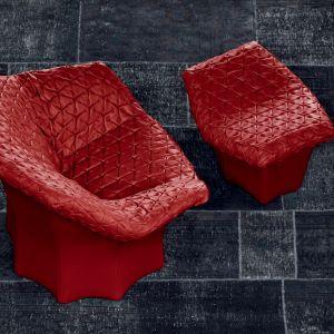 """Fotele """"Juliet"""" firmy Tacchini. Fot. Tacchini"""