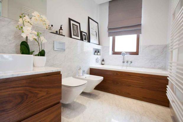 O najnowszych trendach w urządzaniu i dekorowaniu łazienek oraz o materiałach, jakimi się je wykańcza teraz, mówi architekt wnętrz Małgorzata Górska-Niwińska z Pracowni Architektonicznej MGN.