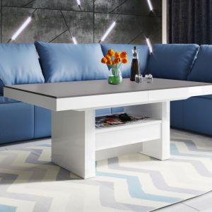 "Ławostół ""Aversa Lux"" firmy Hubertus Design. Fot. Hubertus Design"