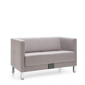 "Sofa ""Vancouver Lite"" firmy Profim posiada mediaport. Fot. Profim"