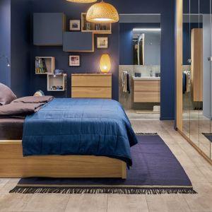 Sypialnia firmy IKEA. Fot. IKEA/ Kuba Certowicz
