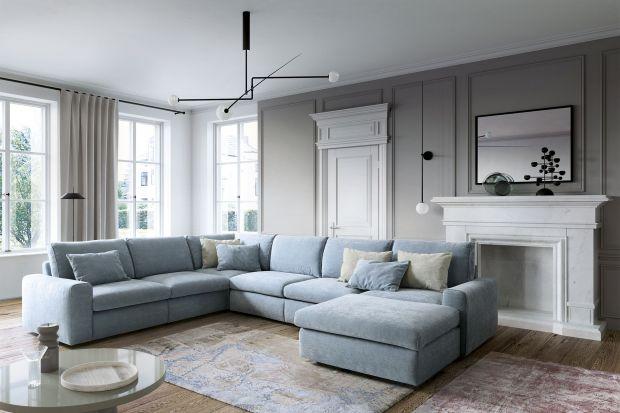 Sofa narożna o dużych wymiarach, głębokim siedzisku, wygodnym oparciu i dodatkowych funkcjach to gwarancja wyjątkowego komfortu w kąciku wypoczynkowym. W polskich sklepach znajdziemy bogaty wybór tego rodzaju mebli.