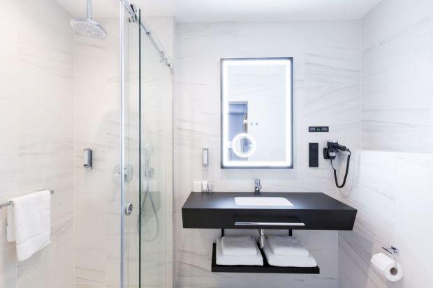 Laminat w łazience - zobaczcie, jak można go zastosować