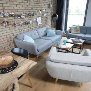 Mieszkanie w stylu loft. Projekt Maciejka Peszyńska-Drews. Fot. Bartosz Jarosz