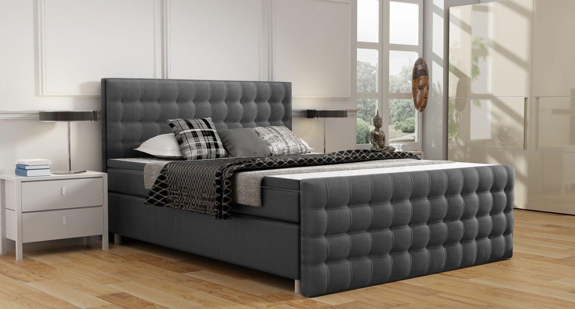 Łóżko kontynentalne