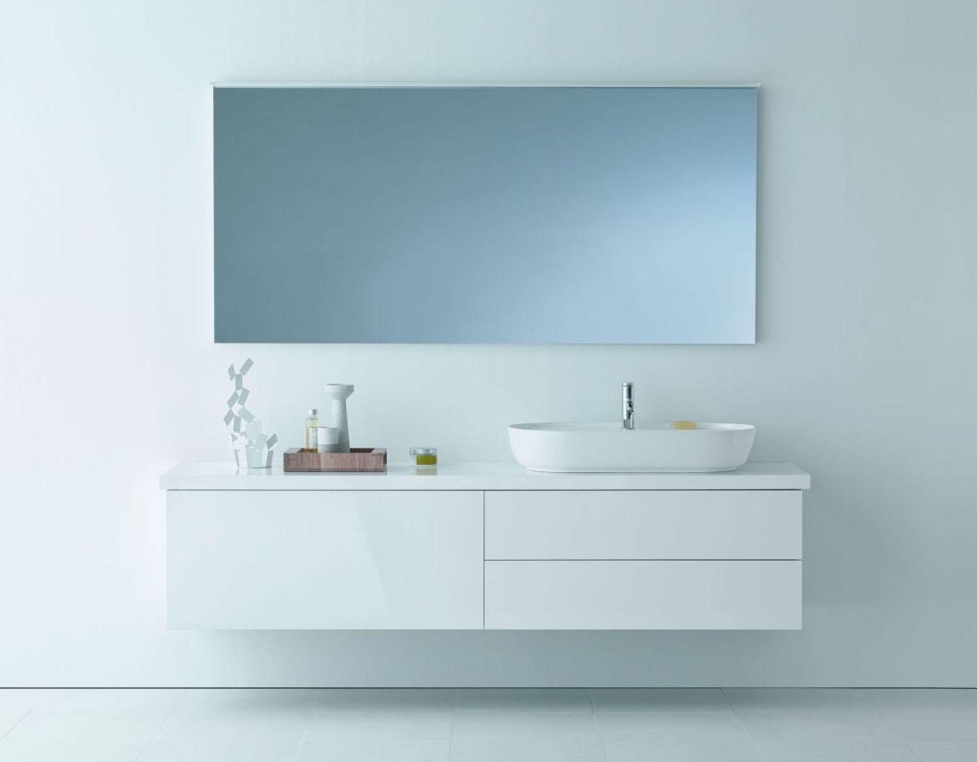 Konsola łazienkowa z serii